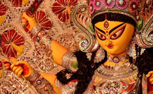 Monika Mukherjee Durga Puja 2013 (135)