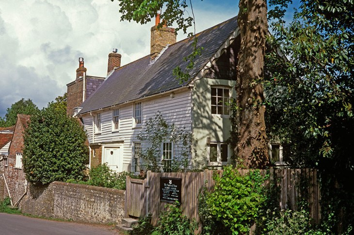 Virginia Woolf's country home, Monk's House